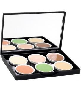 Stade de la Ligne de maquillage Palette de 6 teintes