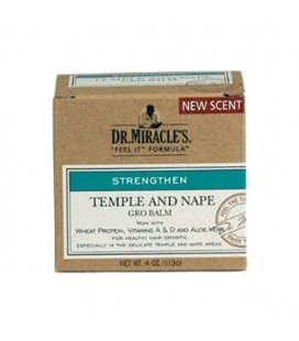 Dr Miracles Temple and Nape Gro Balm 113gr