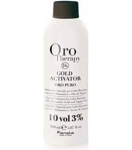 Fanola Or Activateur de Oro Puro 10 Vol 150ml