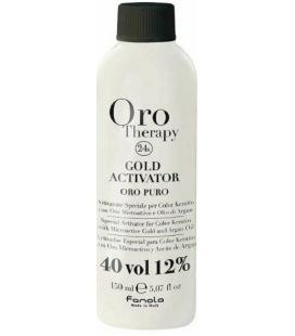 Fanola Or Activateur de Oro Puro 40 Vol 150ml