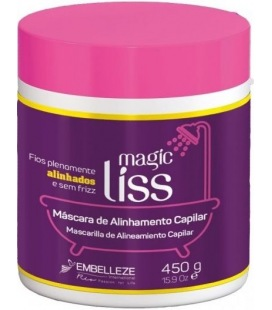 Magic Liss Alignement d'un Masque Capillaire 450gr