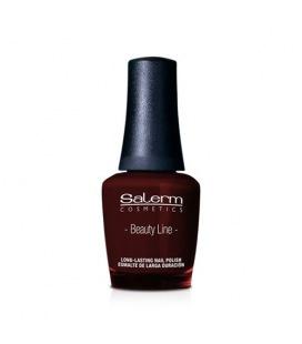 Salerm Émail Vegan Noir Rouge 15 ml
