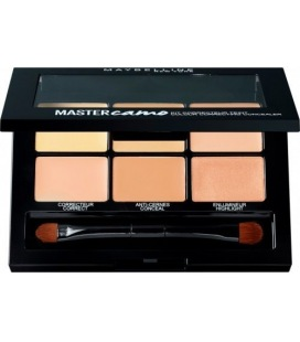Maybelline Master Camo Correcting Concealer Palette 2 Moyenne