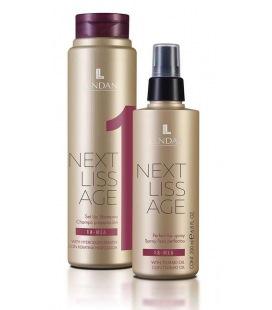 Lendan Prochaine Liss Âge Pack Entretien Shampooing + Spray