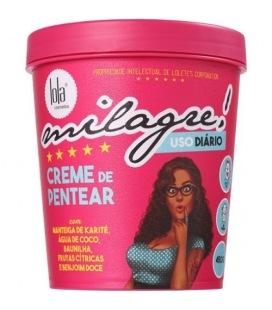 Lola Milagre Creme De Pentear 450 Gr