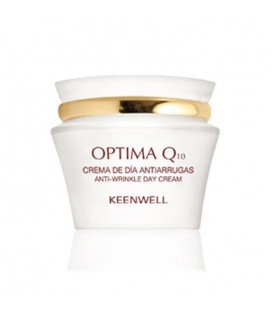 Keenwell Optima Q10 Crème Anti-Rides Triple Action Jour 55 ml