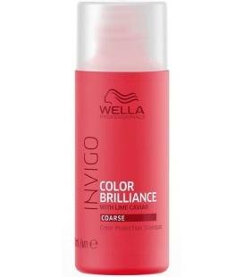 Wella Invigo Color Brilliance Shampoo Coarse 50 Ml
