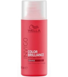 Wella Invigo Couleur Shampooing Brilliance Grossier 50 ml
