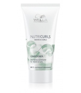 Wella Nutri Boucles d'Ondes et de Boucles Conditionneur de 30 ml