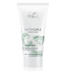 Wella Nutri Curls Waves & Curls Conditioner 30 ml
