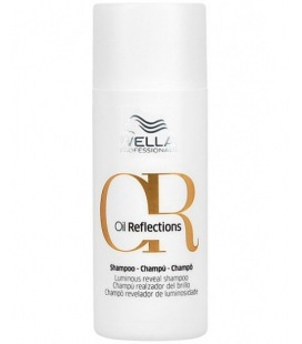 Wella Huile Réflexions Shampooing 50 ml