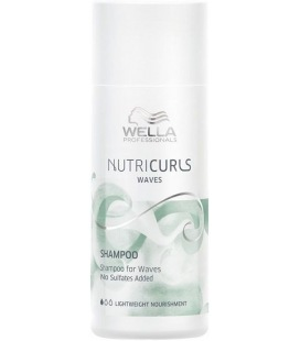 Wella Nutri Boucles d'Ondes Shampooing 50 ml