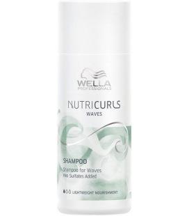 Wella Nutri Boucles d'Ondes Shampooing 50 ml