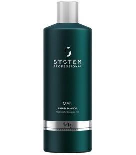 Le système de l'Homme de l'Énergie Shampoing 1000 ml