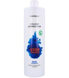 Montibello Shampooing de Correction de Couleur, Arrêter Orange 1000ml