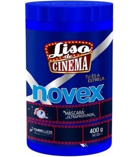 Novex Lisse Cinéma Ultra-Profond Masque 400ml