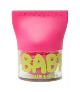 Maybelline Lips Balm & Blush 02 Flirty Pink