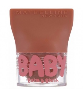 Maybelline Lips Balm & Blush 06 Shimmering Bronze