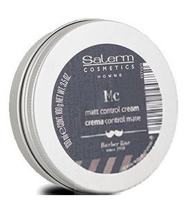 Salerm Homme Contrôle la Crème Mat 50 ml