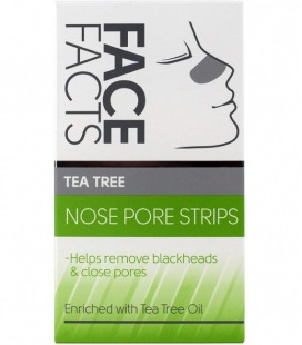 Pretty Face Facts Tea Tree Nose Pore Strips