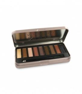 Saffron Eyeshadow Palette Nude Addicts