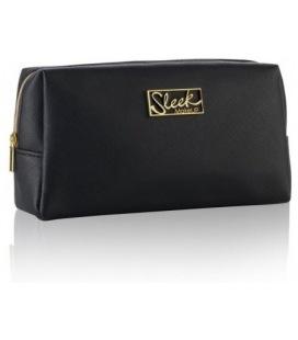 Sleek Makeup Cosmetic Bag Black