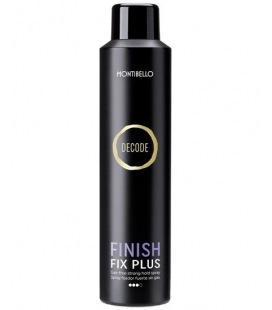 Forte Spray Sans Gaz Montibello Décoder Finition Fix Plus de 250 ml