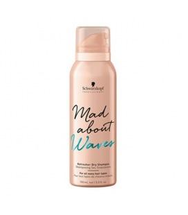 Schwarzkopf Mad About Waves Dry Shampoo 150ml