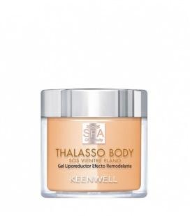 Keenwell Thalasso Body Sos Flat Belly Liporeductor Gel 270ml