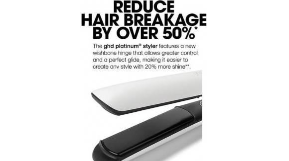 ghd Platinum Styler: Der beste Haarglätter?