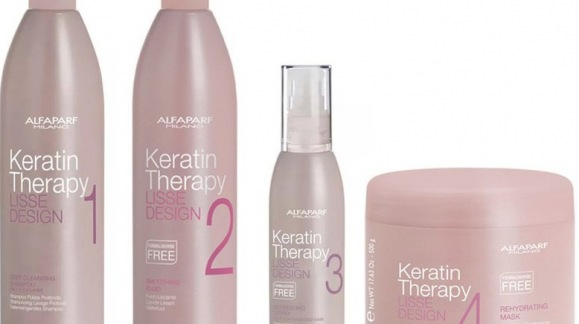 Alfaparf Keratin Therapy Lisse Design